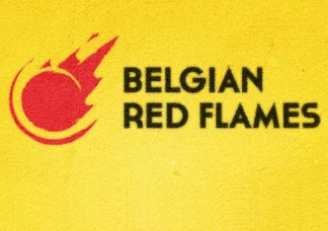 Belgian Red Flames